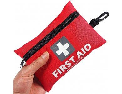 General Medical Mini First Aid Kit, ΚΙΤ Πρώτων Βοηθειών 92τμχ.
