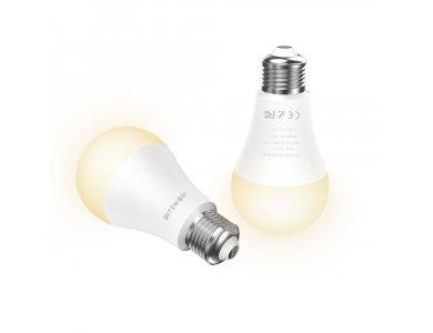 Blitzwolf BW-LT21 Smart Bulb LED WiFi, White & Multicolor 10W E27 (No Hub Required)