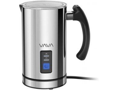 Vava Milk Frother, Συσκευή για Αφρόγαλα (Ζεστό ή Κρύο), Inox - VA-EB008