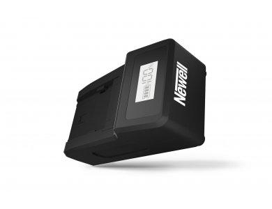 Newell Φορτιστής μπαταριών Sony NP-F / NP-FM, Ultra Fast με ένδειξη φόρτισης - NL0467