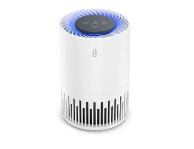 TaoTronics TT-AP001 HEPA Air Purifier, Καθαριστής Αέρα με φίλτρο HEPA, Λευκός
