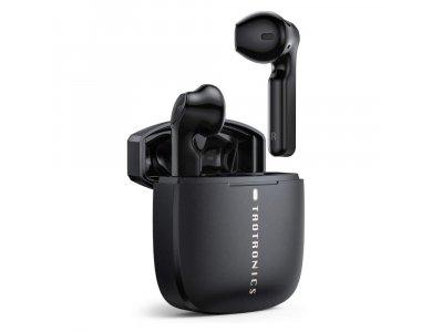 TaoTronics SoundLiberty 92 Bluetooth V5.0 Ακουστικά TWS, IPX8, Μαύρα - TT-BH092
