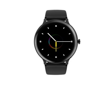 """Blackview X2 Smartwatch 1.3"""" IPS HD Screen, Real Time Health Monitoring, 9 Sports Modes, IP68, HR Blood Pressure, Black"""