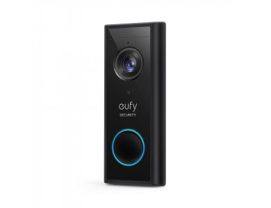 Anker Eufy Doorbell 2K Add-on Θυροτηλεόραση για χρήση με EufyCam Κέντρο (HomeBase 2) - T82101W1