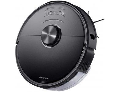 Roborock S6 MaxV - Smart Robot Vacuum / Mopping Cleaner, 2500Pa & Lidar Navigation, Black