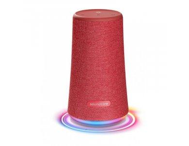Anker Soundcore Flare+, Φορητό Αδιάβροχο Bluetooth 5.0 Ηχείο 25W - A3162G91, Κόκκινο