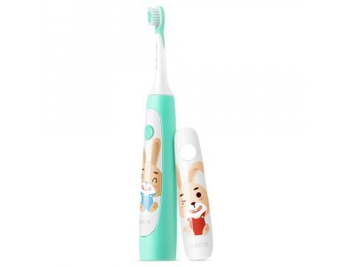 Xiaomi Soocas C1 Rechargeable Sonic Electric Toothbrush for Kids, Pressure Control Function & APP