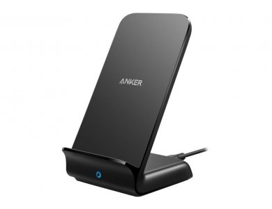 Anker PowerWave+ Qi 7.5W/10W Wireless Charger/ Stand, A2526HF1