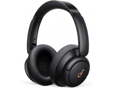 Anker Soundcore Life Q30 Bluetooth headphones with Hybrid Active noise cancellation & Hi-Res Sound - A3028011, Black
