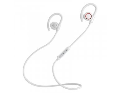Baseus Encok S17 Bluetooth Headphones, White - NGS17-02