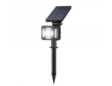 BlitzWolf BW-OLT2 Solar Garden Light, with Motion Sensor & Light