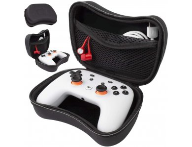 Orzly Gamepad carrying case (PS4 / PS5 / Xbox κ.α.), Black