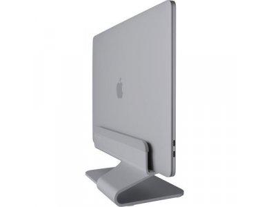 Rain Design mTower Vertical Laptop Stand, for Macbook / Macbook Air, Space Grey - 10038