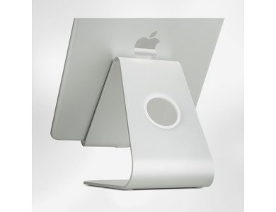 """Rain Design mStand for Tablet/iPad Adjustable, for devices up to 13"""", Silver - 10050"""