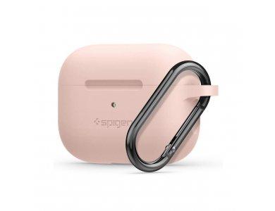 Spigen Airpods Pro Silicone Fit Θήκη, Ροζ