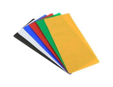 Puluz Foldable Background Fabrics for Photo Shooting, Set of 6, 80x40cm - PKT5203