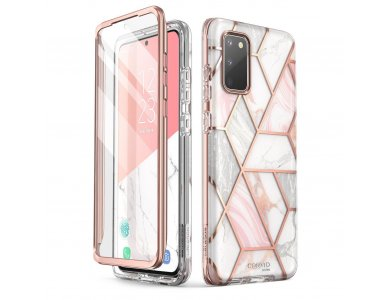 i-Blason Galaxy S20 FE Cosmo Θήκη, Marble Pink