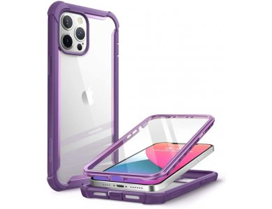 i-Blason iPhone 12 Pro Max Ares Θήκη, Μωβ