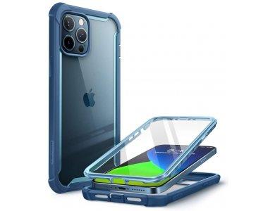 i-Blason iPhone 12 Pro Max Ares Case, Blue