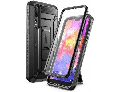 Supcase Huawei P20 Pro Unicorn Beetle Pro Rugged Full Body case, black