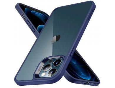 ESR iPhone 12 / 12 Pro Classic Hybrid Θήκη Διαφανής, Μπλε