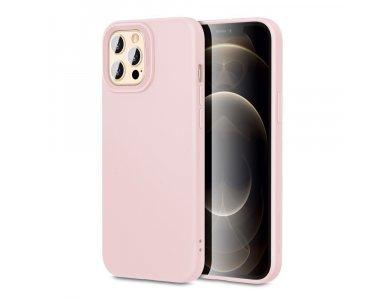 ESR iPhone 12 / 12 Pro Cloud Silicone Case, Pink Sand