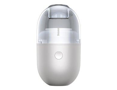 Baseus C2 Ηλεκτρικό Μίνι Σκουπάκι 1000Pa, Επαναφορτιζόμενο, White - CRXCQC2-02