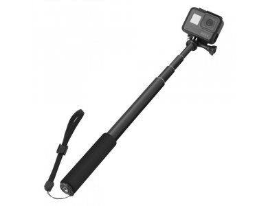 Tech-Protect GoPro Selfie Stick for Action Camera GoPro, Black