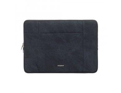 "Rivacase Vagar 8904 Sleeve for Laptop 14"", Macbook/iPad Pro/DELL XPS/HP/Surface 3/Envy, Black"