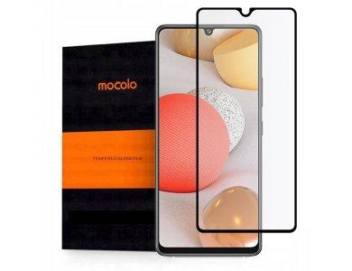 Mocolo Galaxy A42 5G Full Glue Curved Tempered Glass 9H, Αντιχαρακτικό Γυαλί