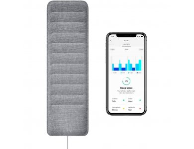 Withings Sleep Tracking Mat, Smart Στρώμα Ανάλυσης Ύπνου με App - WSM02-ANALYZER