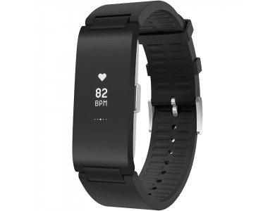 Withings Pulse HR Health & Fitness Tracker, Heart Rate & Sleep Monitor, GPS, Αδιάβροχο 50μ. Μαύρο - WAM03-BLK
