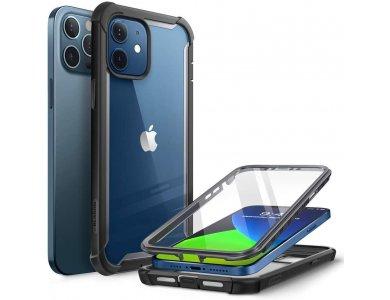 i-Blason iPhone 12 / 12 Pro Ares Case, Black