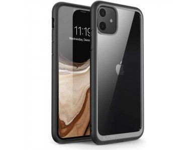 Supcase iPhone 11 Unicorn Beetle Style Θήκη, Μαύρη