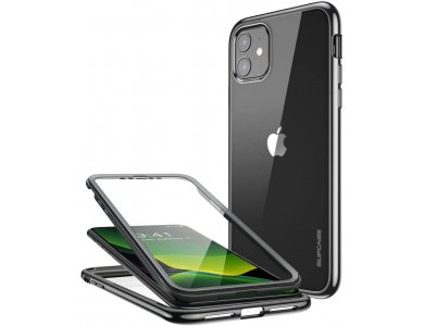 Supcase iPhone 11 Unicorn Beetle Electro Case, Black