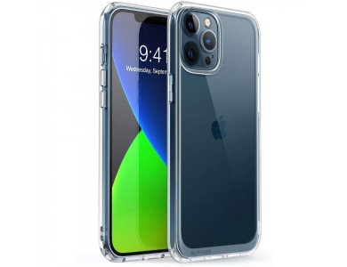 Supcase iPhone 12 Pro Max Unicorn Beetle Style Θήκη, Clear