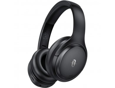 TaoTronics SoundSurge 90 Bluetooth ακουστικά με Active Noise Cancelling, Fast Charge, 35H Μπαταρία, Μαύρα - TT-BH090