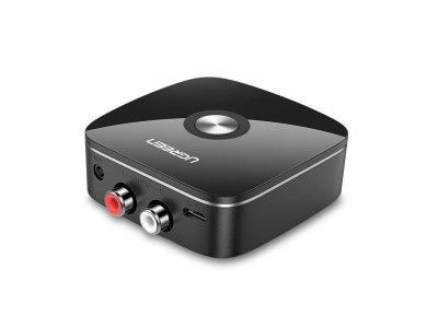 Ugreen Bluetooth Audio Receiver RCA, Adapter με 3.5mm + aptX - 40759