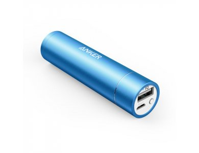 Anker PowerCore+ mini 3350 Power Bank - A1104031, Μπλε
