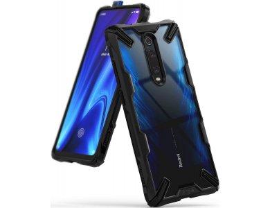 Ringke Fusion X Xiaomi Mi 9T / Mi 9T Pro Military Grade Case Heavy Duty, Black