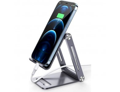 "Ugreen Aluminum Βάση/Stand Tablet Ρυθμιζόμενη 270° για συσκευές 4.7""-7.9"", Space Grey - 80708"