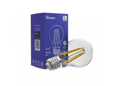 Sonoff B02 Smart LED lamp, White Warm / Cool 2200K-6500K, WiFi (No Hub needed), E27, 806 lumens - B02-F-A60
