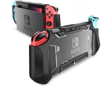 Mumba Blade Nintendo Switch Θήκη / cover προστασίας Dockable - Black