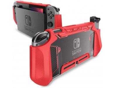 Mumba Blade Nintendo Switch Θήκη / cover προστασίας Dockable - Red