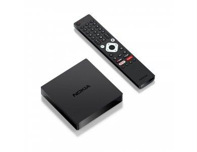 Nokia Streaming Box 8000 Android 10 TV Box, Amlogic S905X3, 4K Ultra HD Media Player, Google Assistant | Chromecast | Netflix 4K