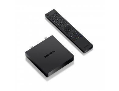 Nokia Terrestrial Receiver 6000 DVB-T / T2, MPEG4 Terrestrial Digital Decoder | Dolby Digital Plus | Full HD