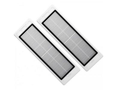 Roborock Hepa washable filter, Ανταλλακτικό φίλτρο για Ρομποτικές σκούπες S6MaxV, S5 Max, S6, S6 Pure, E4, Σετ των 2