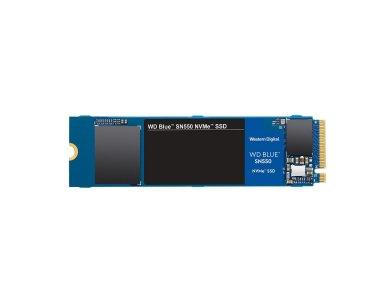 Western Digital BLUE SN550 250GB SSD NVMe Hard Disk, M.2 PCIe Gen3 - WDS250G2B0C