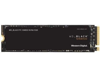 Western Digital BLACK SN850 1TB SSD NVMe Hard Drive, M.2 PCIe Gen4 - WDS100T1X0E
