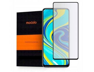 Mocolo Redmi Note 9S / 9 Pro / 9 Pro Max Full Glue Curved Tempered Glass 9H, Anti-scratch Glass